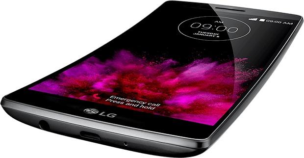 LG G Flex 2 / fot. LG