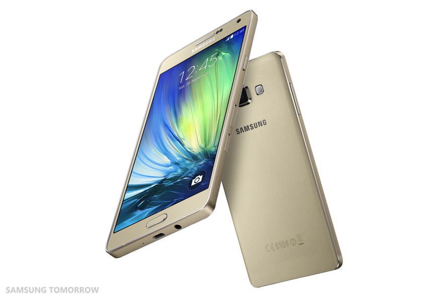 Samsung Galaxy A7 / fot. Samsung Tomorrow