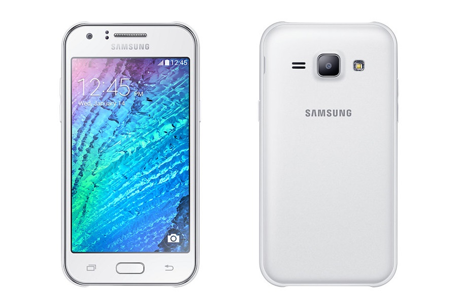Samsung Galaxy J1 / fot. Samsung