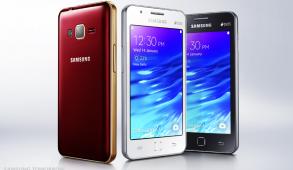Samsung Z1 / fot. SamsungTomorrow