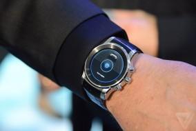Smartwatch LG / fot. The Verge