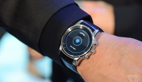 Smartwatch LG / fot. The Verge