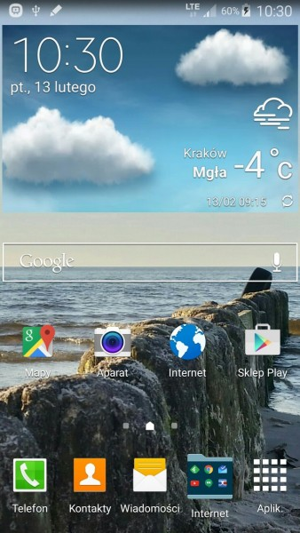 Samsung Galaxy Note 3 Android 5.0