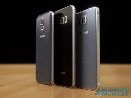Samsung Galaxy S6 render