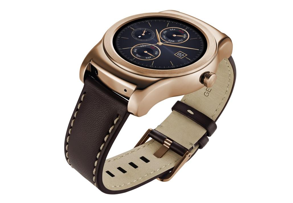 LG Watch Urbane / fot. LG