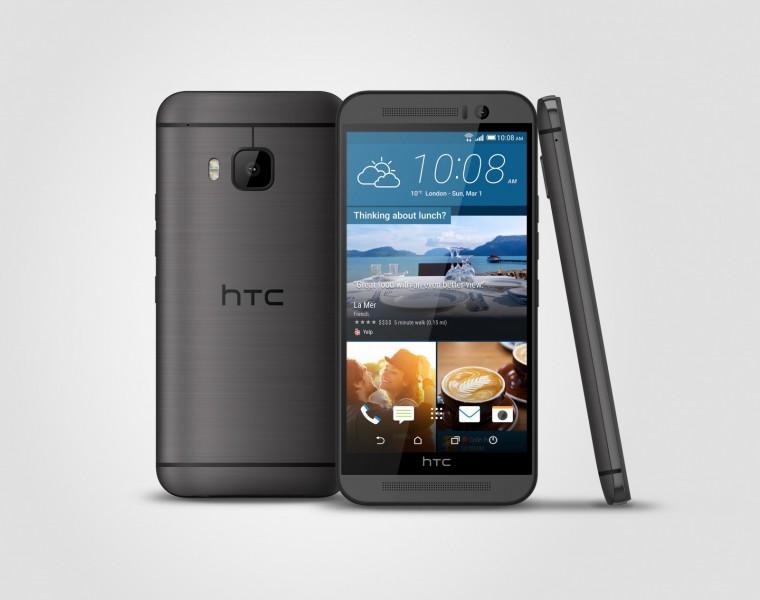HTC One M9 / fot. HTC