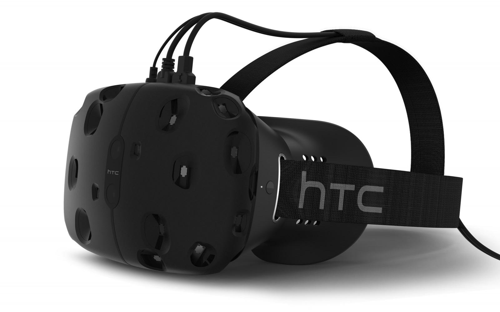 HTC Vive / fot. HTC