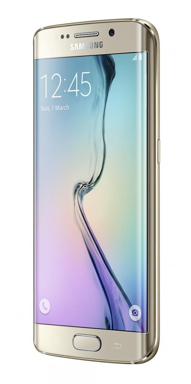 Samsung Galaxy S6 Edge / fot. Samsung