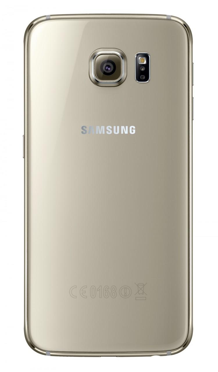 Samsung Galaxy S6 / fot. Samsung