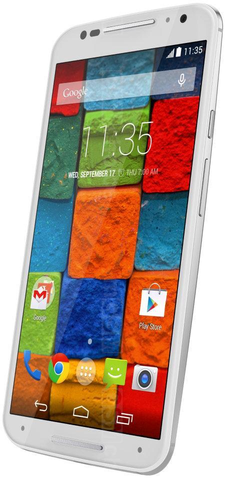 Motorola Moto X 2. generacji / fot. Producent