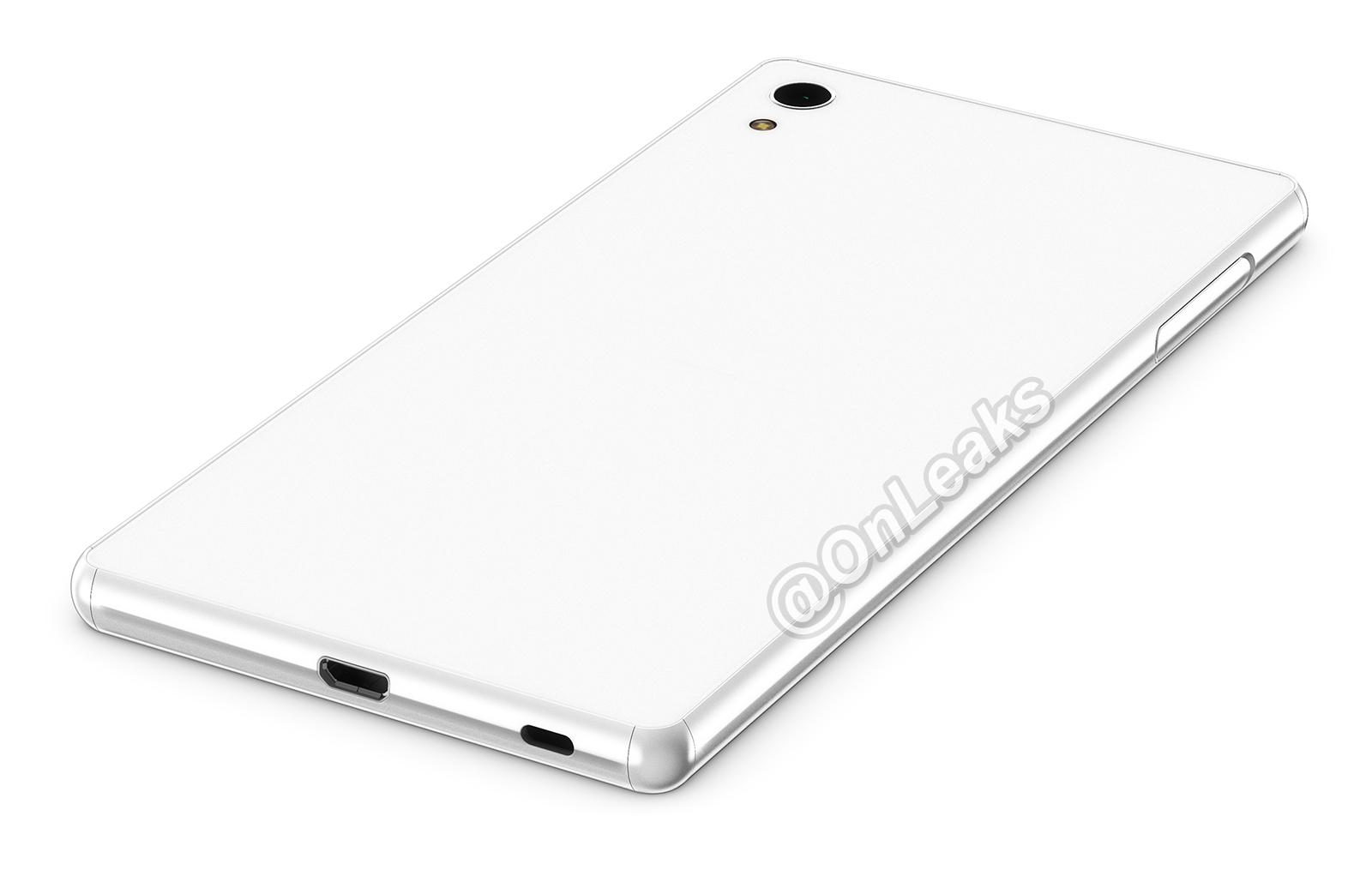 Sony Xperia Z4 / fot. OnLeaks