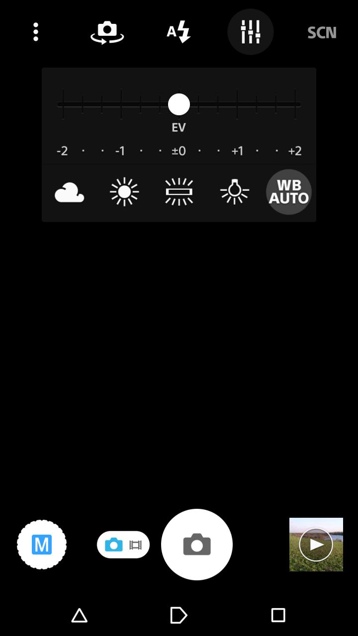 Sony Xperia Z3 - balans bieli / fot. galaktyczny.pl