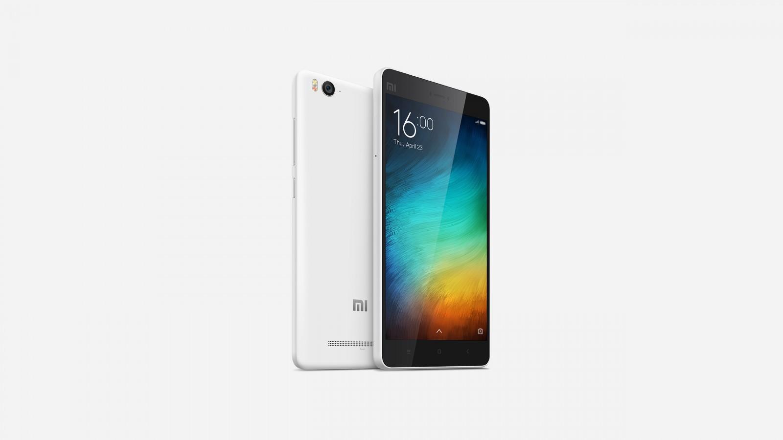 Xiaomi Mi 4i / fot. Xiaomi
