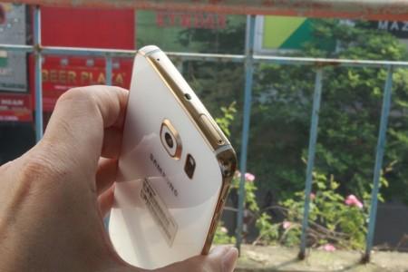 Złoty Samsung Galaxy S6