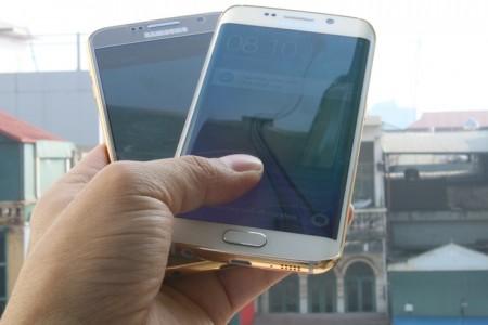 Złoty Samsung Galaxy S6 i S6 edge