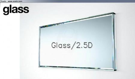 Ekran 2.5D w Sony Xperia Z4
