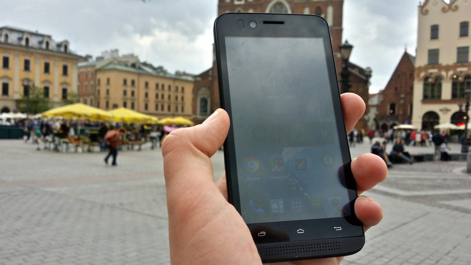 Goclever Quantum 450 LTE / fot. galaktyczny.pl