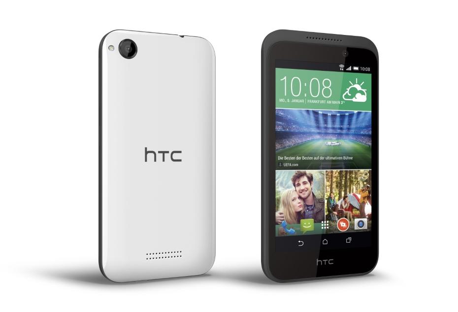HTC Desire 320 / fot. HTC