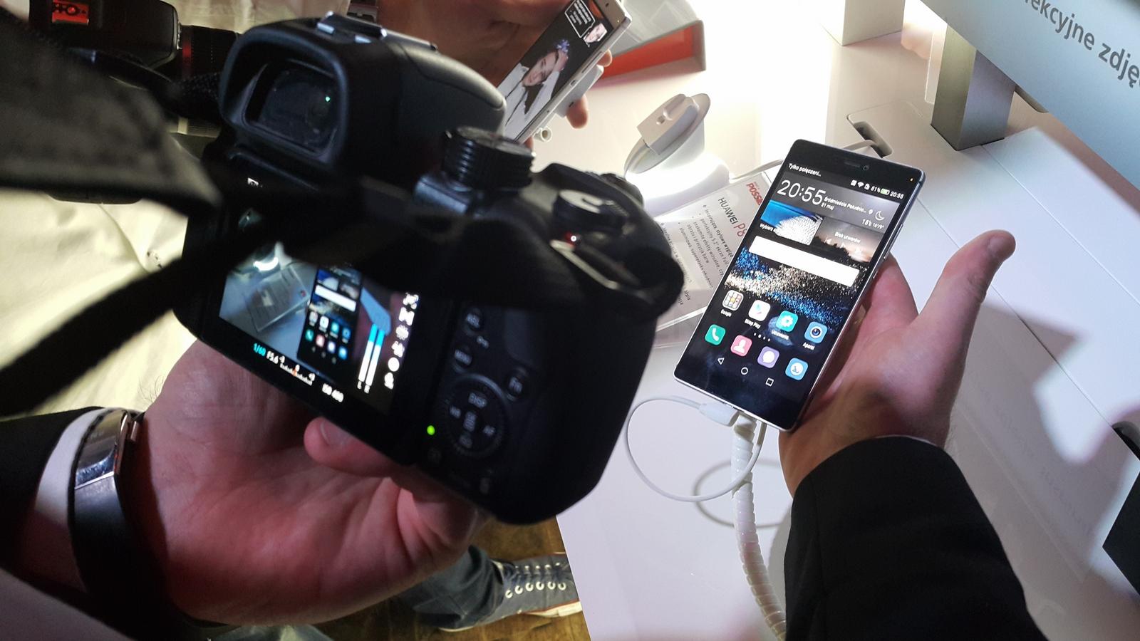 Huawei P8 / fot. galaktyczny.pl