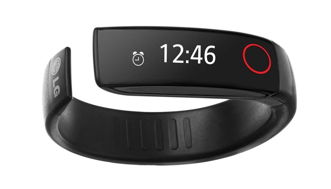 LG Lifeband Touch / fot. LG