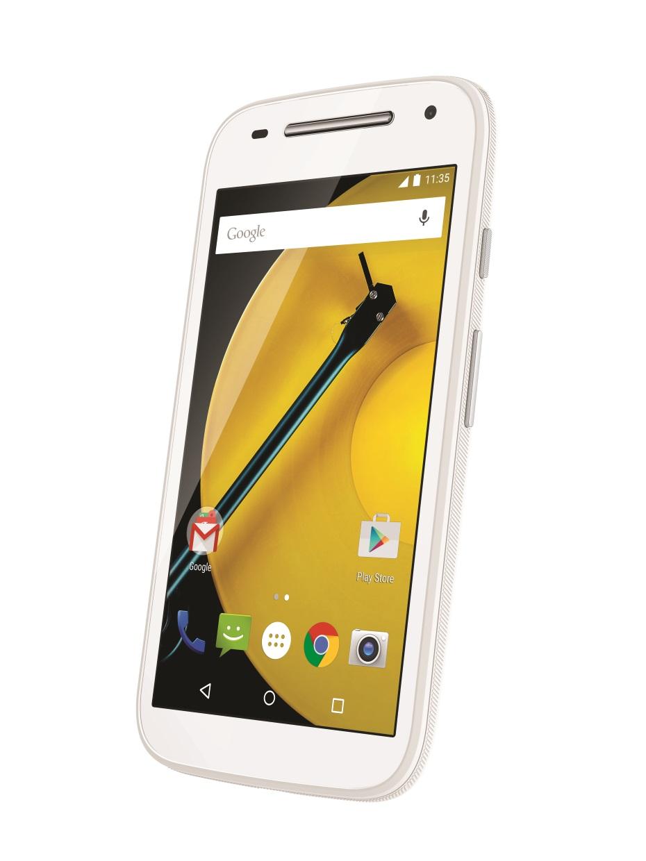 Motorola Moto E LTE / fot. Motorola