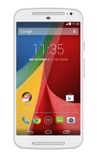 Motorola Moto G (2. gen) / fot. Motorola