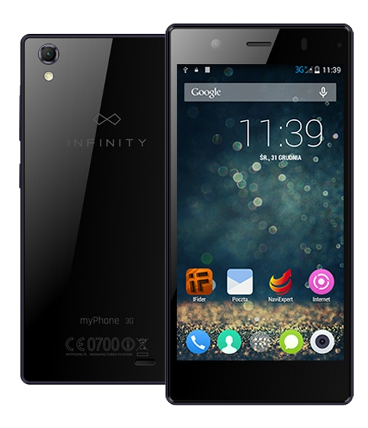 myPhone Infinity 3G / fot. myPhone