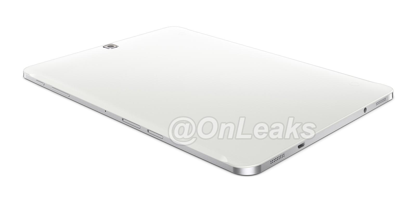 Galaxy Tab S2 9.7 / fot. OnLeaks
