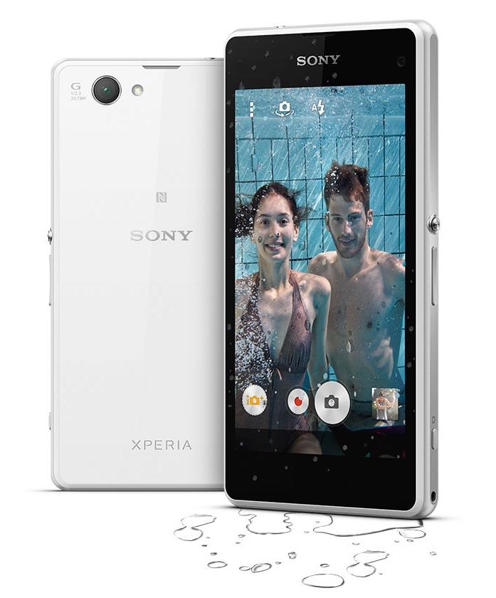 Sony Xperia Z1 Compact / fot. Sony