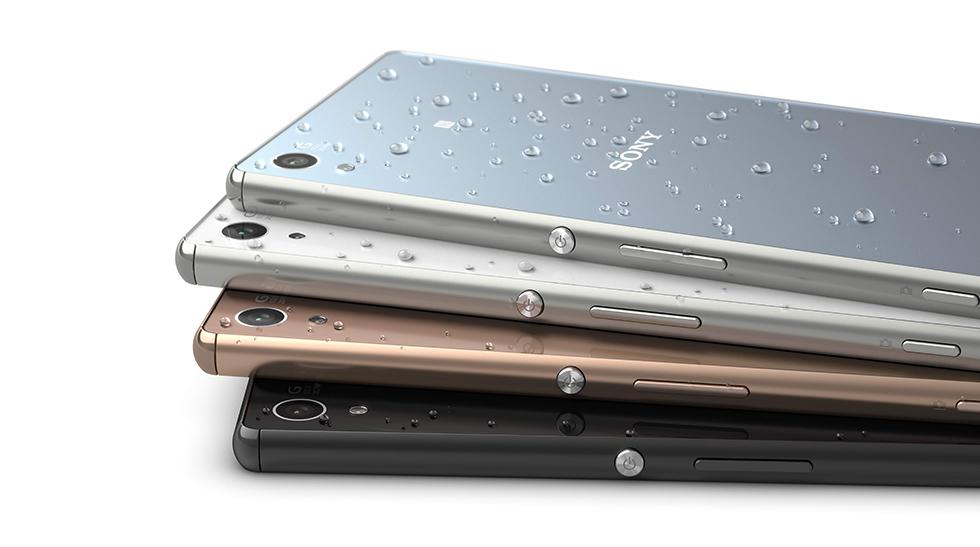 Sony Xperia Z3+ / fot. Sony