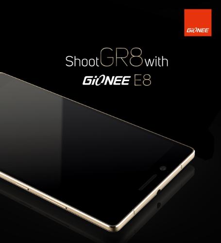 Gionee Elife E8