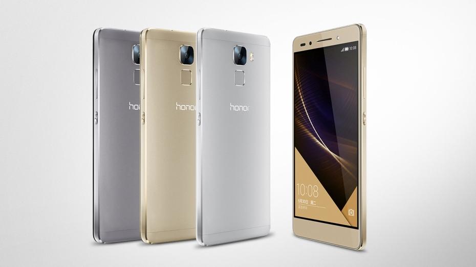 Huawei Honor 7 / fot. Huawei