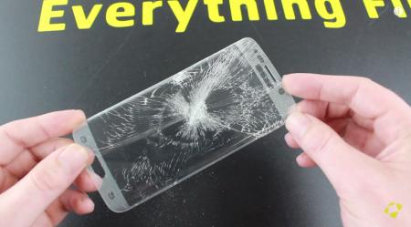 Szkło hartowane dla Samsunga Galaxy S6 edge