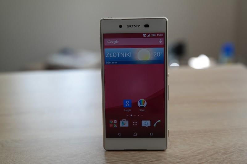 Sony Xperia Z3+ / fot: Galaktyczny.pl
