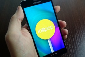 Lollipop na Galaxy A5 / fot. galaktyczny.pl