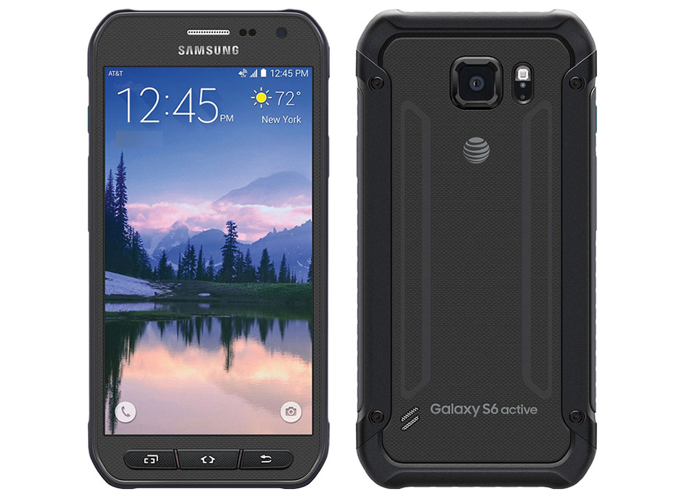 Samsung Galaxy S6 Active - render