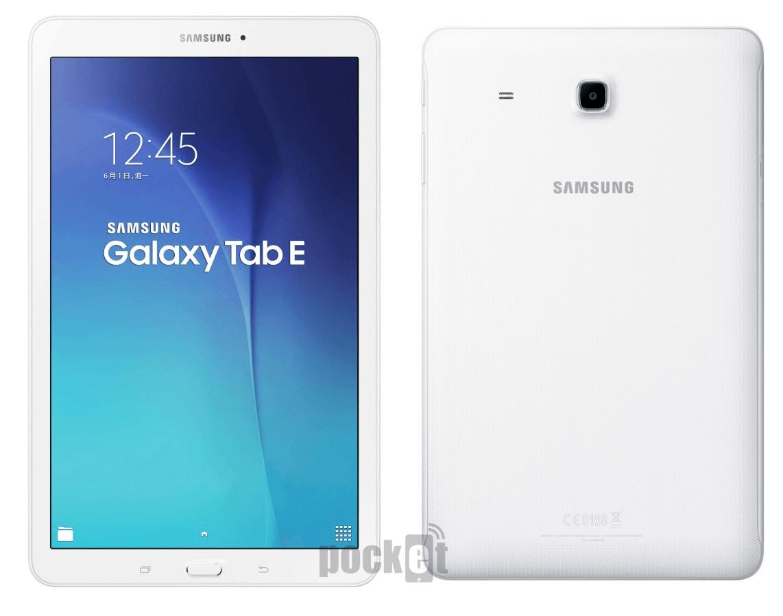 Samsung Galaxy Tab E 9.6 / fot. Pocketdroid
