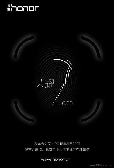 Honor 7 / fot. Huawei