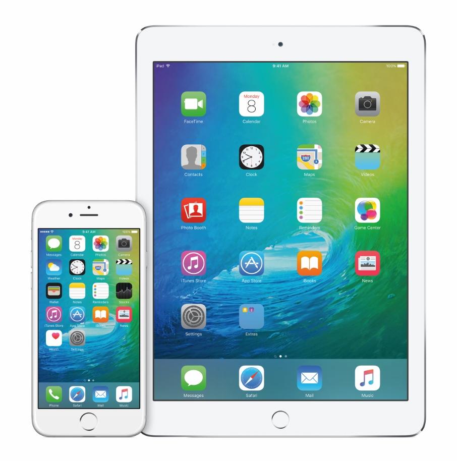 iPhone 6 i iPad Air 2 / fot. Apple