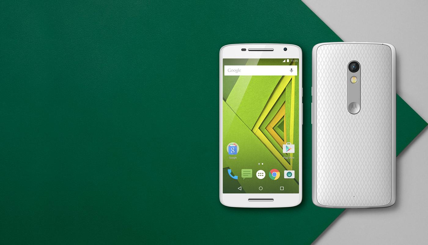 Moto X Play / fot. Motorola Mobility