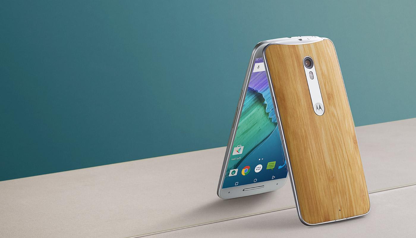 Moto X Style / fot. Motorola Mobility
