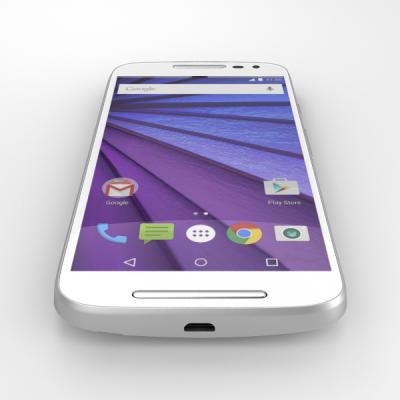 Motorola Moto G 2015 - render