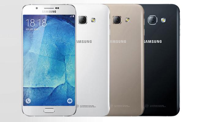 Galaxy A8 / fot. cnBeta
