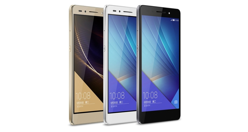 To już pewne, Huawei Honor 7 trafi do Europy