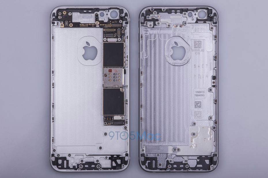 iPhone 6s i iPhone 6c / fot. 9to5mac.com