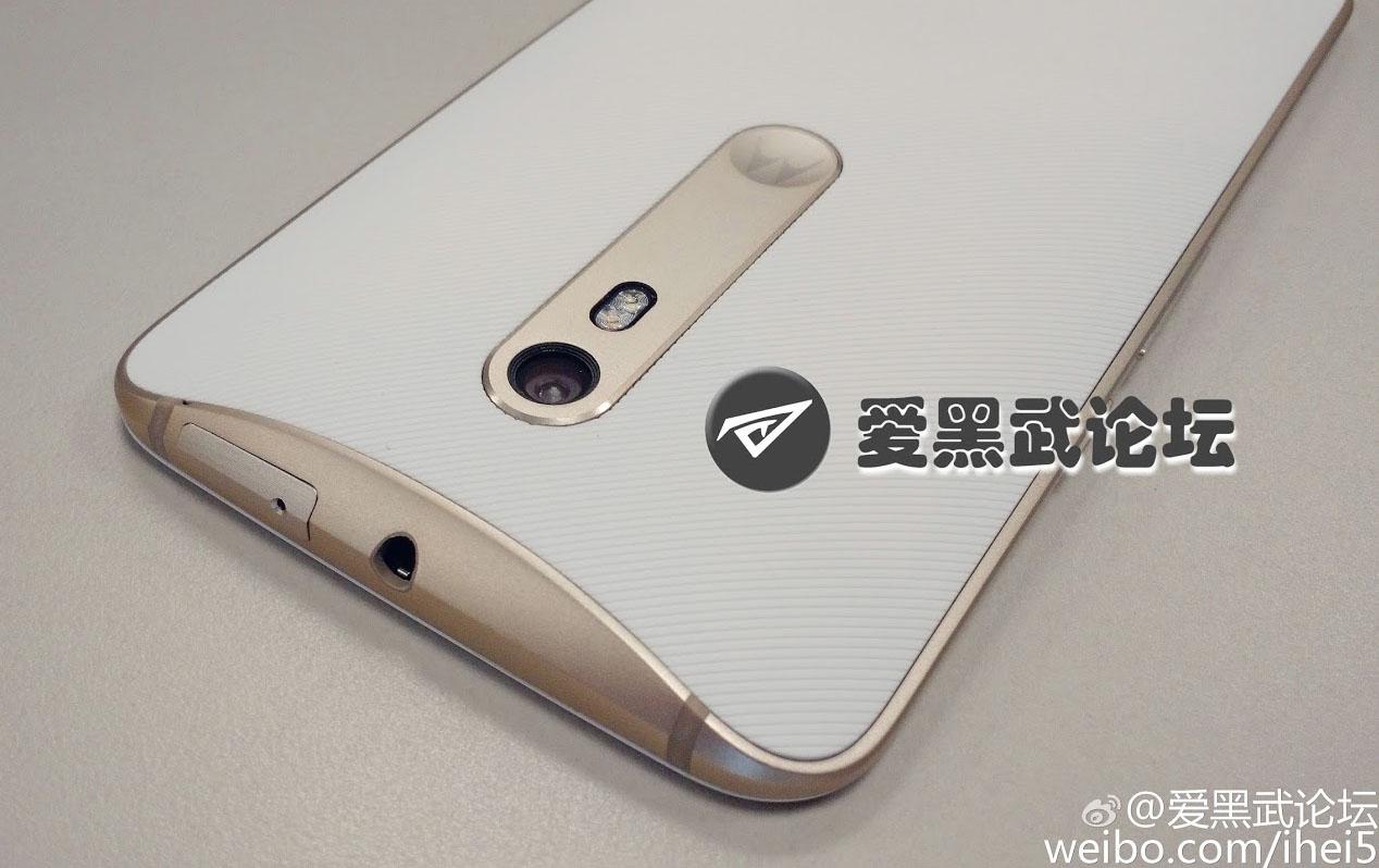 Motorola Moto X 2015 / fot. Weibo