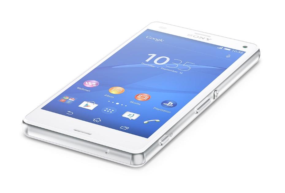 Sony Xperia Z3 Compact / fot. Sony