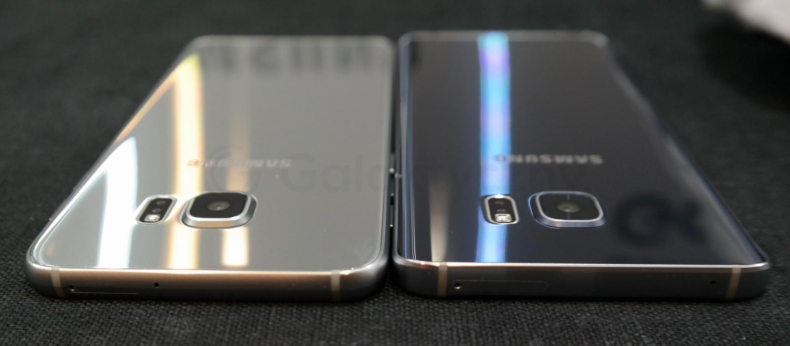 Galaxy S6 Edge Plus i Galaxy Note 5 / fot. galaktyczny.pl