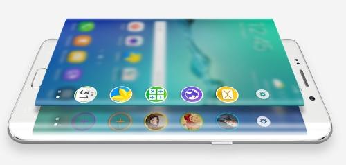Galaxy S6 Edge Plus / fot. Phone Probe