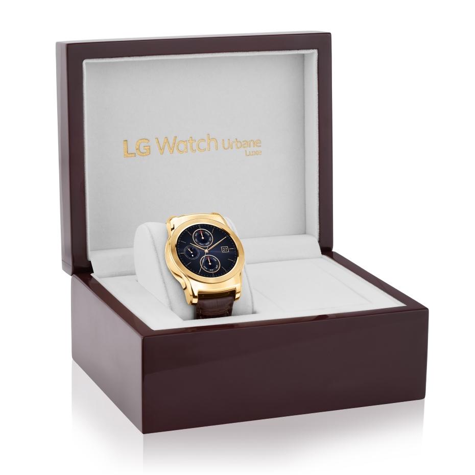 LG Watch Urbane Luxe / fot. LG